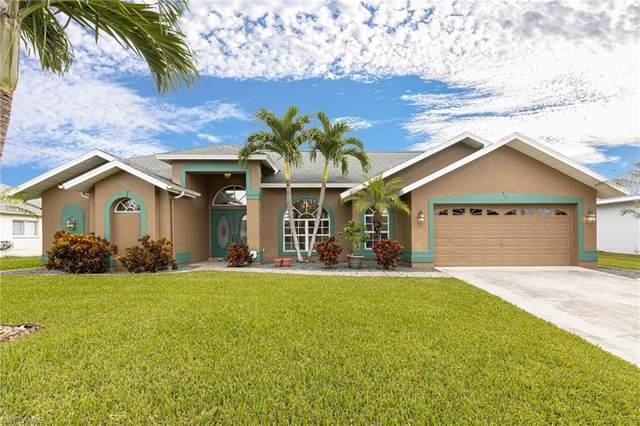 821 SW 4th Place, Cape Coral, FL 33991 (MLS #220067321) :: Team Swanbeck