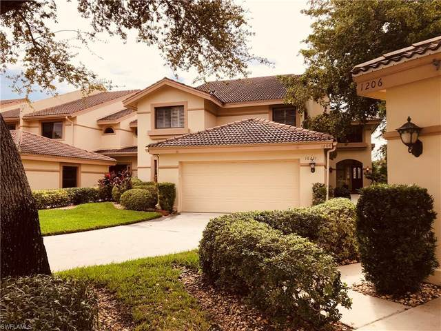 16221 Fairway Woods Drive #1206, Fort Myers, FL 33908 (MLS #220067330) :: The Naples Beach And Homes Team/MVP Realty