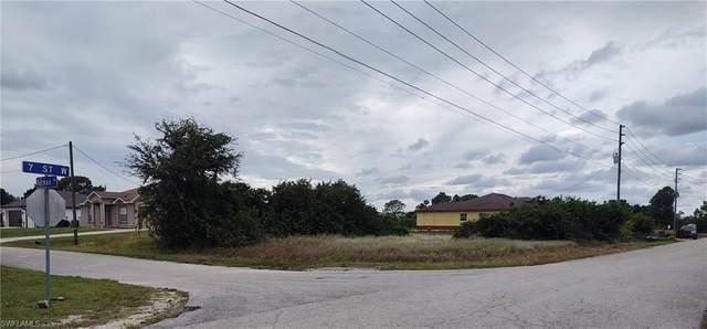 605 Norman Avenue, Lehigh Acres, FL 33971 (#220067429) :: The Dellatorè Real Estate Group