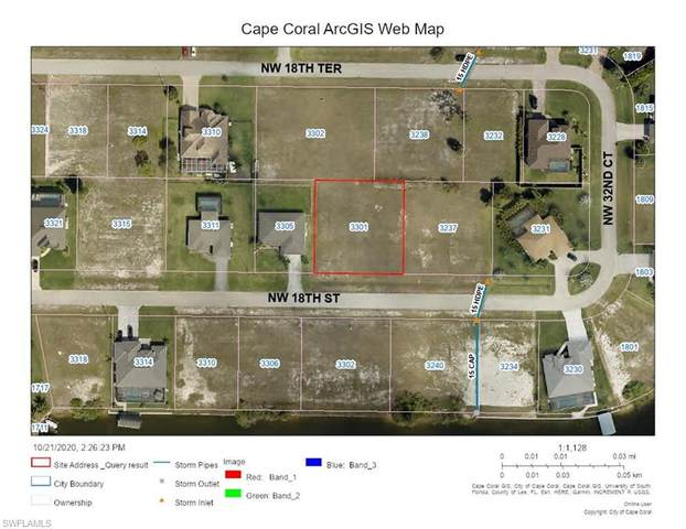 3301 NW 18th Street, Cape Coral, FL 33993 (MLS #220067514) :: Clausen Properties, Inc.