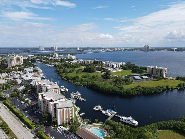 3462 Hancock Bridge Parkway #266, North Fort Myers, FL 33903 (#220067533) :: Jason Schiering, PA