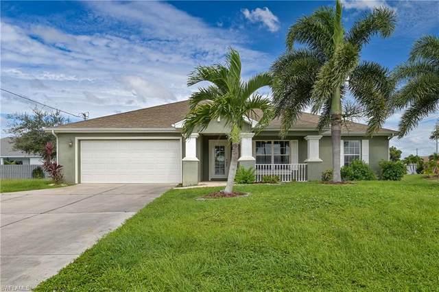 15 Kismet Parkway W, Cape Coral, FL 33993 (MLS #220067667) :: RE/MAX Realty Team