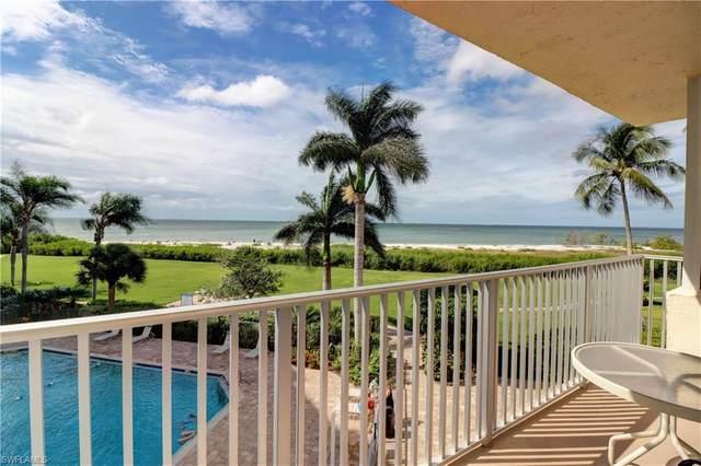7300 Estero Boulevard #204, Fort Myers Beach, FL 33931 (#220067739) :: We Talk SWFL