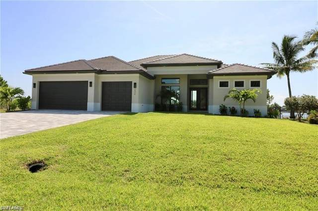 1718 NW 43rd Avenue, Cape Coral, FL 33993 (MLS #220067740) :: Team Swanbeck