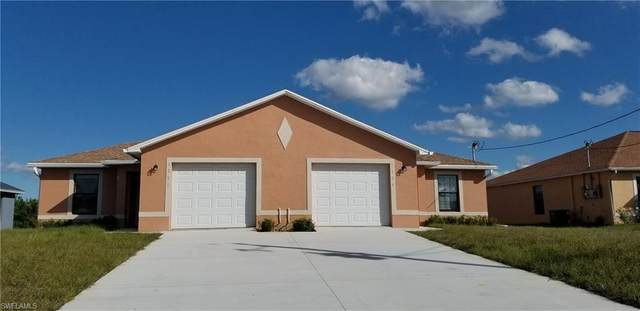 917 Andalusia Boulevard, Cape Coral, FL 33909 (MLS #220067784) :: RE/MAX Realty Team
