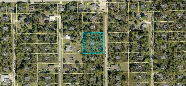 1117 + 1119 Henry Avenue, Lehigh Acres, FL 33972 (MLS #220067877) :: Medway Realty
