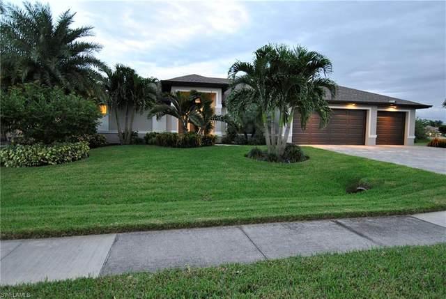 4341 Agualinda Boulevard, Cape Coral, FL 33914 (MLS #220067881) :: Team Swanbeck