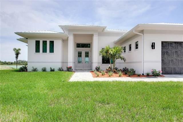 3817 Kismet Lakes Lane, Cape Coral, FL 33993 (#220067883) :: The Dellatorè Real Estate Group