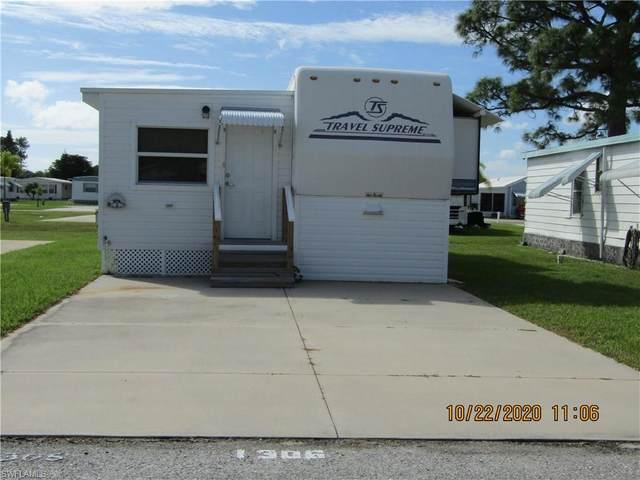 1306 Trout, Punta Gorda, FL 33950 (#220067902) :: The Dellatorè Real Estate Group