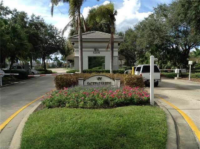 12070 Summergate Circle #101, Fort Myers, FL 33913 (MLS #220067911) :: Kris Asquith's Diamond Coastal Group