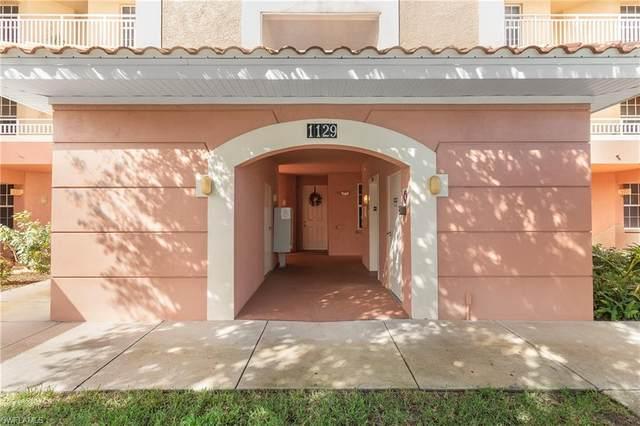 1129 Van Loon Commons Circle #203, Cape Coral, FL 33909 (MLS #220067914) :: Clausen Properties, Inc.
