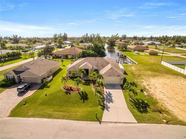 224 SW 19th Terrace, Cape Coral, FL 33991 (MLS #220067962) :: RE/MAX Realty Group