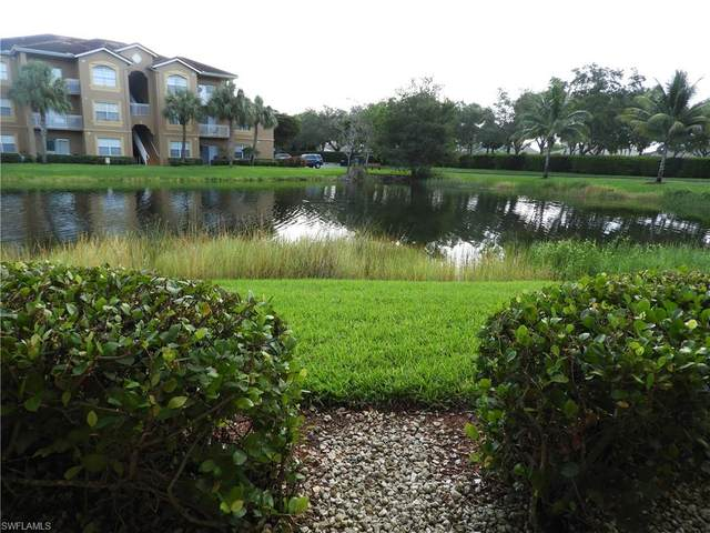15645 Ocean Walk Circle #107, Fort Myers, FL 33908 (MLS #220068016) :: Team Swanbeck
