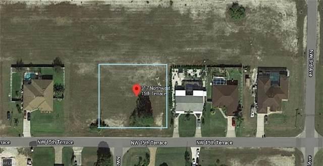 317 NW 15th Terrace, Cape Coral, FL 33993 (MLS #220068051) :: Eric Grainger | Engel & Volkers