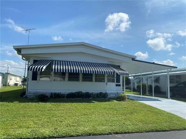 217 Santa Fe Trail, North Fort Myers, FL 33917 (#220068101) :: The Dellatorè Real Estate Group