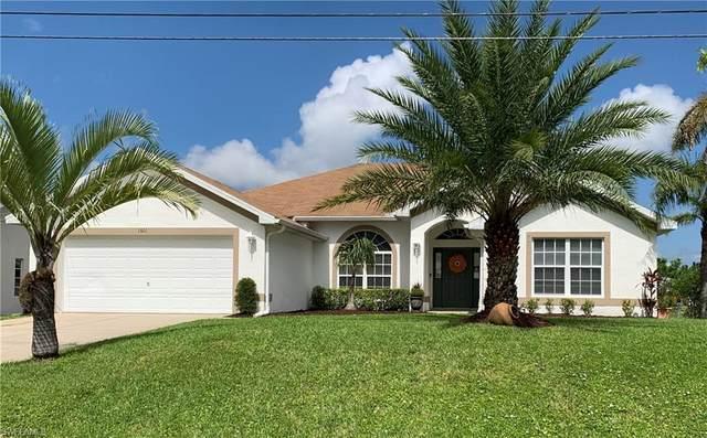 1611 SW 13th Terrace, Cape Coral, FL 33991 (#220068123) :: The Dellatorè Real Estate Group