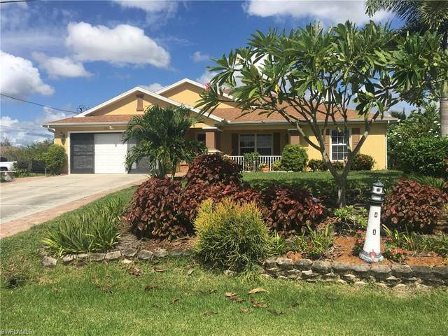 201 NE 17th Terrace, Cape Coral, FL 33909 (#220068131) :: We Talk SWFL