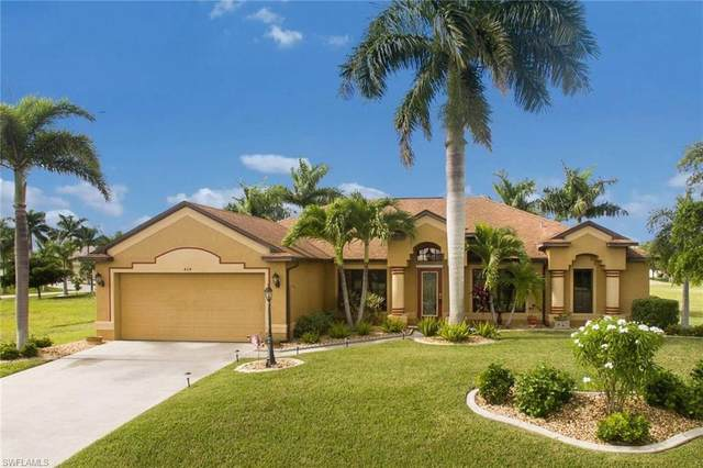 404 NW 35th Place, Cape Coral, FL 33993 (#220068133) :: Vincent Napoleon Luxury Real Estate