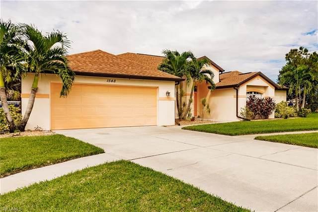 1548 Education Court, Lehigh Acres, FL 33971 (#220068269) :: The Dellatorè Real Estate Group