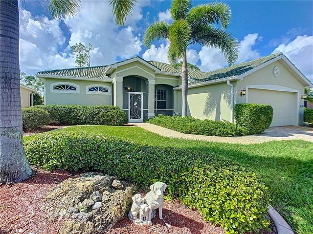 3336 Via Montana Way, North Fort Myers, FL 33917 (MLS #220068272) :: The Naples Beach And Homes Team/MVP Realty