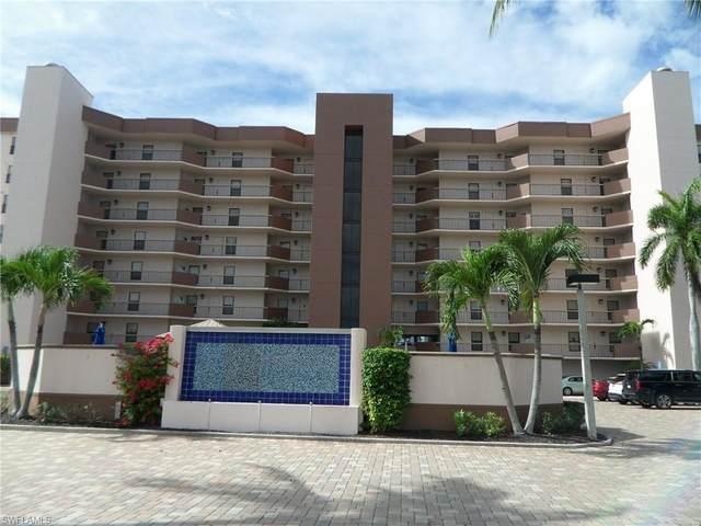 7650 Estero Boulevard #605, Fort Myers Beach, FL 33931 (#220068285) :: We Talk SWFL