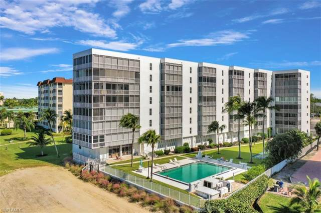 7000 Estero Boulevard #203, Fort Myers Beach, FL 33931 (#220068328) :: Vincent Napoleon Luxury Real Estate