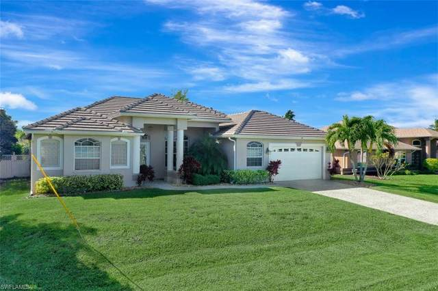 2314 SW 31st Lane, Cape Coral, FL 33914 (#220068329) :: Vincent Napoleon Luxury Real Estate