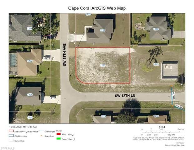 1223 SW 18th Avenue, Cape Coral, FL 33991 (#220068348) :: The Dellatorè Real Estate Group