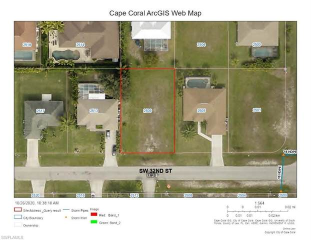 2509 SW 32nd Street, Cape Coral, FL 33914 (MLS #220068363) :: Uptown Property Services