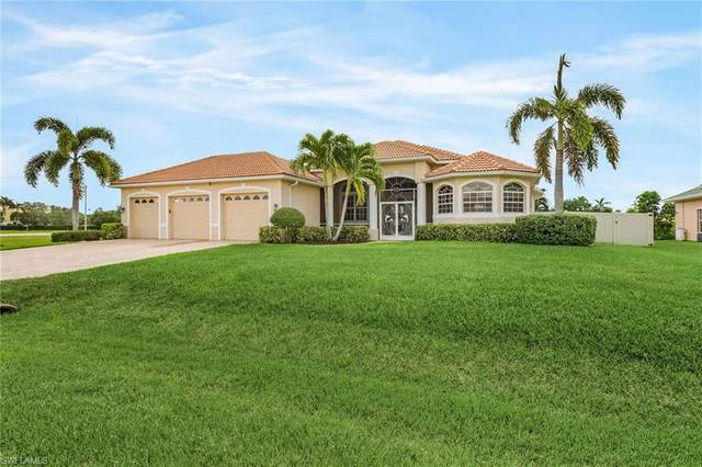 2510 SW 35th Terrace, Cape Coral, FL 33914 (MLS #220068582) :: Domain Realty