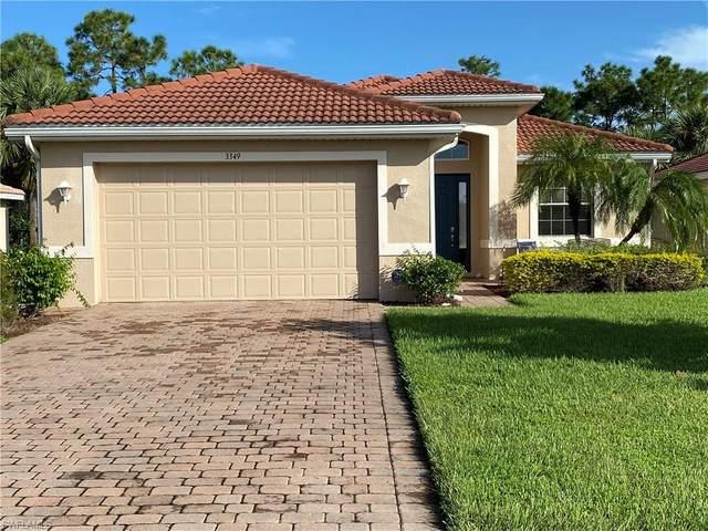 3349 Magnolia Landing Lane, North Fort Myers, FL 33917 (MLS #220068646) :: Premier Home Experts