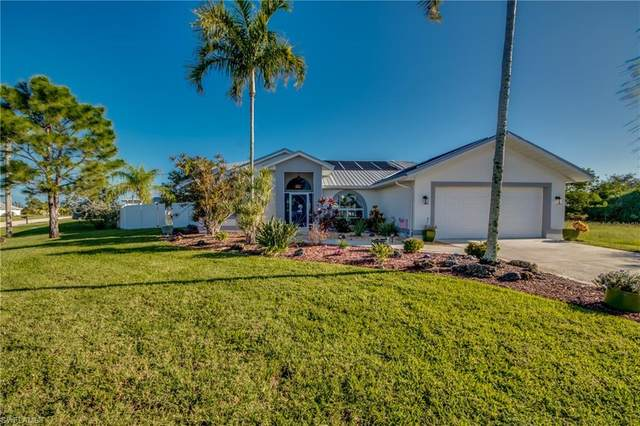 3731 Gulfstream Parkway, Cape Coral, FL 33993 (MLS #220068656) :: Medway Realty