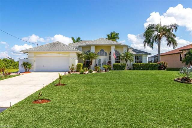 1613 NW 36th Place, Cape Coral, FL 33993 (MLS #220068667) :: Kris Asquith's Diamond Coastal Group