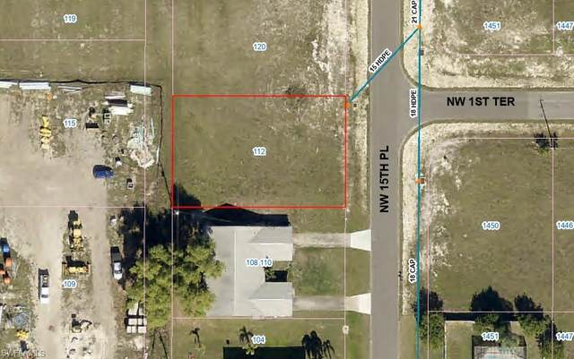 112 NW 15th Place, Cape Coral, FL 33993 (#220068689) :: We Talk SWFL