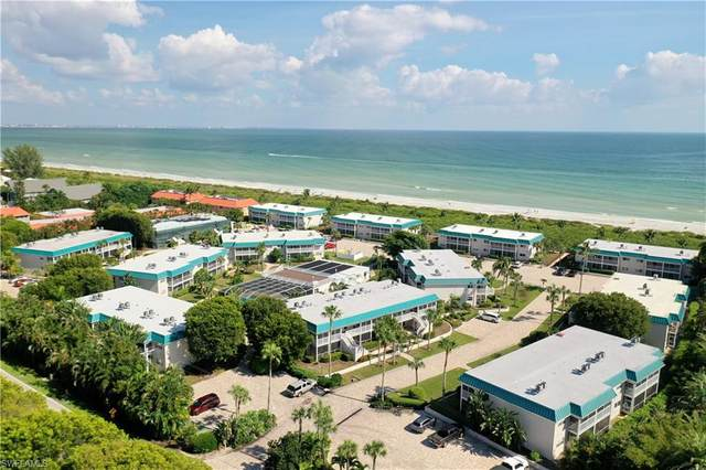 827 E Gulf Drive K7, Sanibel, FL 33957 (MLS #220068869) :: Team Swanbeck