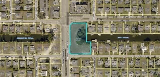 2807 Santa Barbara Boulevard, Cape Coral, FL 33904 (MLS #220068925) :: NextHome Advisors