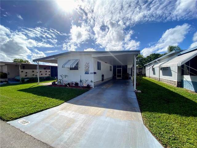 222 Poinsettia Drive, Fort Myers, FL 33905 (MLS #220068936) :: The Naples Beach And Homes Team/MVP Realty