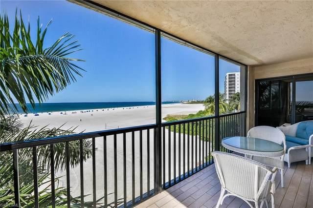 6660 Estero Boulevard #501, Fort Myers Beach, FL 33931 (MLS #220068950) :: RE/MAX Realty Team