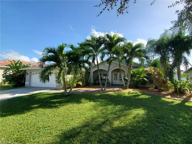 4719 SW 25th Court, Cape Coral, FL 33914 (MLS #220069077) :: RE/MAX Realty Group
