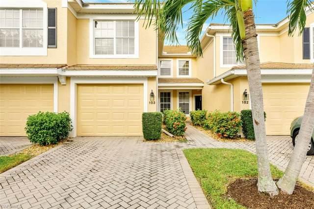 2603 Somerville Loop #103, Cape Coral, FL 33991 (MLS #220069179) :: Premier Home Experts