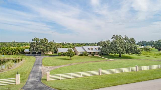 4003 Oak Haven Drive, Labelle, FL 33935 (MLS #220069258) :: Medway Realty