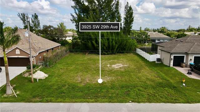 3925 SW 20th Avenue, Cape Coral, FL 33914 (#220069426) :: Vincent Napoleon Luxury Real Estate