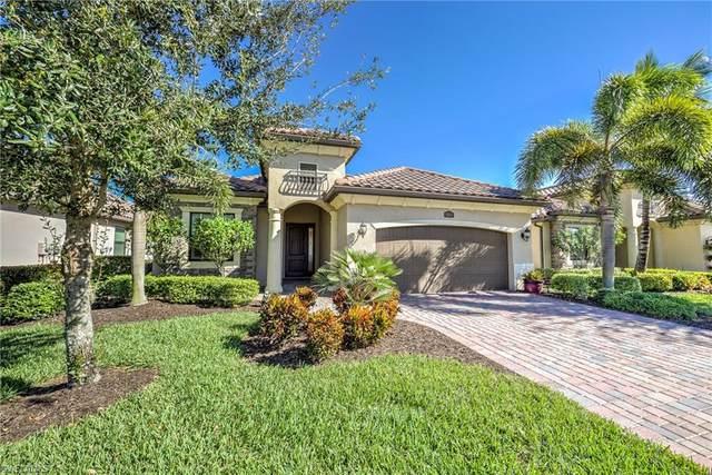 12617 Fenhurst Way, Naples, FL 34120 (MLS #220069470) :: #1 Real Estate Services