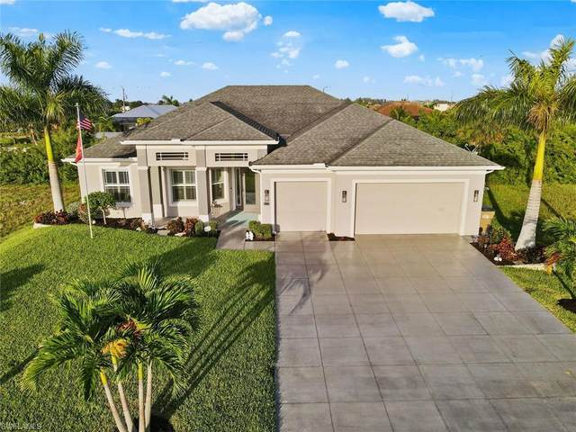 602 NW 32nd Place, Cape Coral, FL 33993 (MLS #220069497) :: Medway Realty