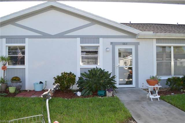 6813 Bogey Drive, Fort Myers, FL 33919 (MLS #220069583) :: The Naples Beach And Homes Team/MVP Realty
