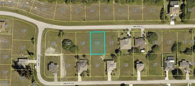3000 NW 9th Street, Cape Coral, FL 33993 (MLS #220069597) :: Medway Realty