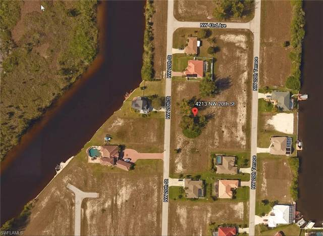 4213 NW 20th Street, Cape Coral, FL 33993 (MLS #220069619) :: Medway Realty