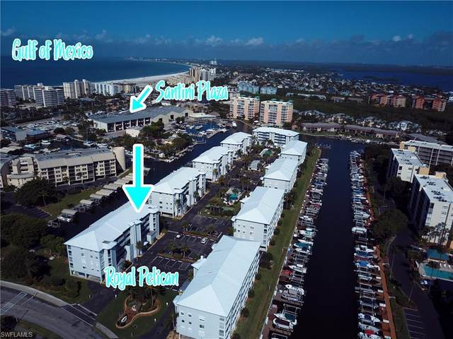 4591 Bay Beach Lane #291, Fort Myers Beach, FL 33931 (MLS #220069694) :: The Naples Beach And Homes Team/MVP Realty