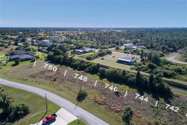 748 Mirror Lakes Drive, Lehigh Acres, FL 33974 (MLS #220069794) :: NextHome Advisors