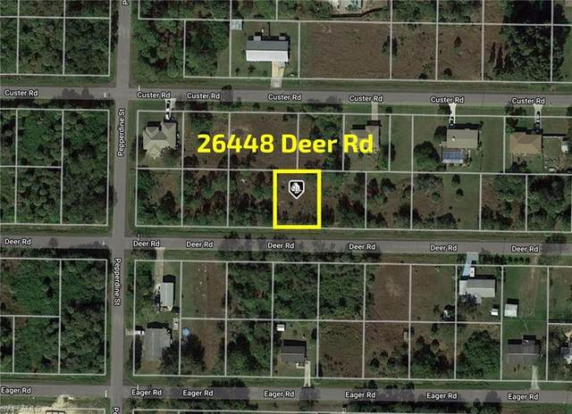 26448 Deer Road, Punta Gorda, FL 33955 (MLS #220069971) :: #1 Real Estate Services